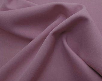 Burlington purple fabric (sold in 0.50 m)