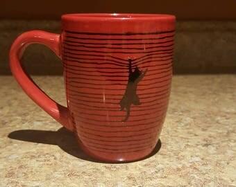 Curious Cat Mug