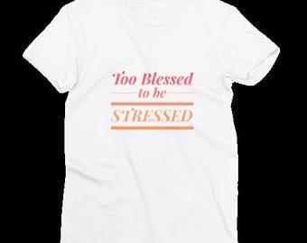 Blessed Ladies Tee