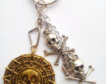 Pirates of the Caribbean Keyring