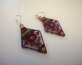 Ethnic earrings - Halloween