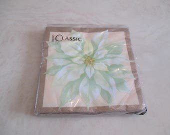 Flower paper towel
