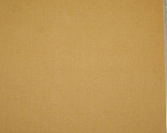 """Embroidery yellow patchwork - Andover - """"Wickerweave"""" - 09 faux plain."""