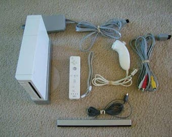 Nintendo Wii modded with 6000+ games
