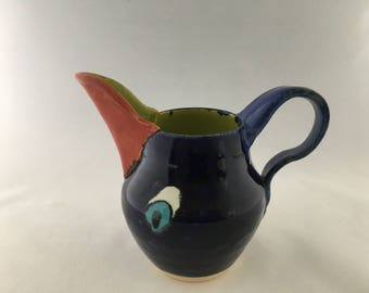 Lovely Ceramic Small Pitcher