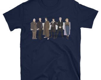 Doctor Who - Modern Doctors - T-Shirt