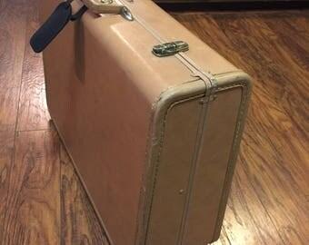 Vintage Taperlite Suitcase