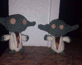 Mini Yoda - Star Wars