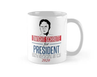 Dwight Schrute For President 2020!
