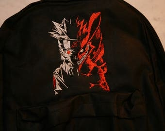Naruto Kyuubi Backpack