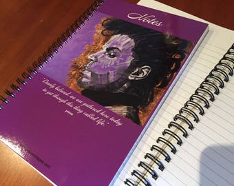 Prince note pad.
