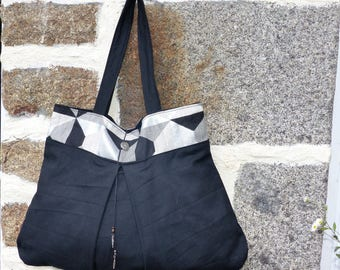 tote bag chic/cotton/bag accessory bag