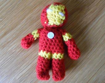 Crochet Iron Man