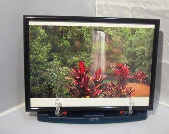 Ken Duncan photograph print Milaa Milaa Falls, Qld, Australia - framed