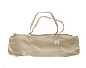 Large Square Yoga Mat Bag