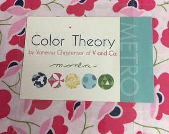 Color Theory layer cake