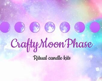 Ritual candle kits