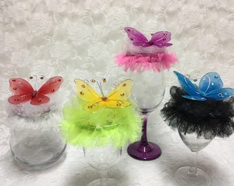 TipzyFly Wine Glass Cover MG#06
