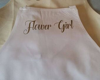 Wedding Apron's
