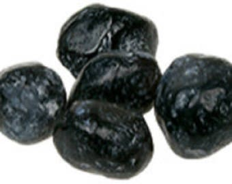 Apache tear, raw smoky Obsidian (20-25mm)