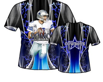 Dallas Cowboy's Tony Romo Shirt