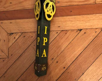 Ballantine IPA Beer Tap Handle
