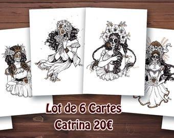 Catrina Inktober 2017 Print Pack
