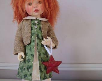 Dress to 45 cm dolls