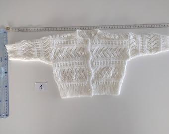 Handmade baby knitwear 4