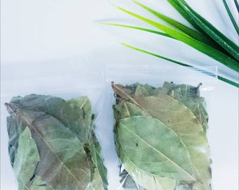 1 Bag Of Bay Leaves.