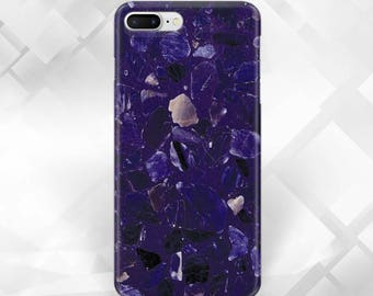 Violet marble case,Stone Case,iPhone 8 case,iPhone 8 Plus case,iPhone 7 case,iPhone 7 Plus case,Samsung S7 case,Samsung S8 case,Samsung S6