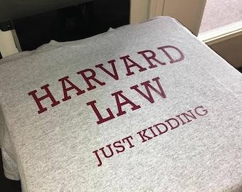 Funny Harvard Law