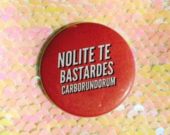 Bastardes Handmaid's Tale  Button