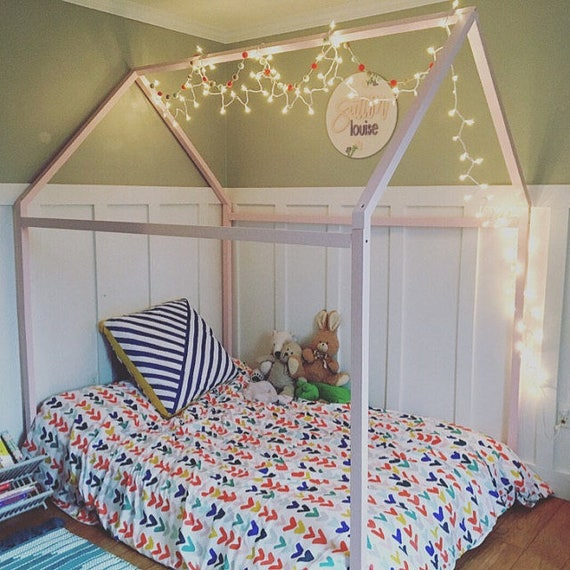 Like this item? & Full Size house bed tent bed children bed wooden house