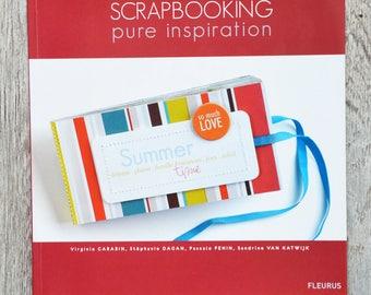 Scrapbooking, pure inspiration book