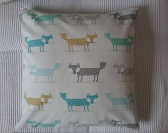 Foxes 40x40cm Cushion cover