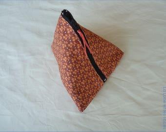 Kit berlingot orange / brown