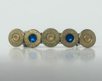 Barrette bullet jewelry