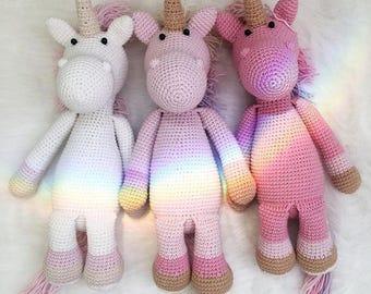 Unicorn (handmade)