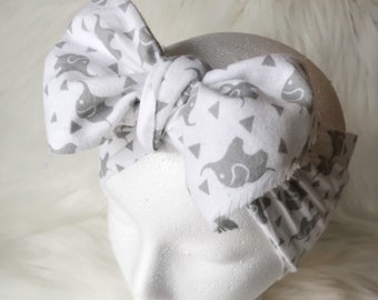 Elephant Head Wrap