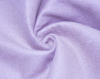 Charlotte LILAC Acrylic Felt Fabric by the Yard - Style 3003