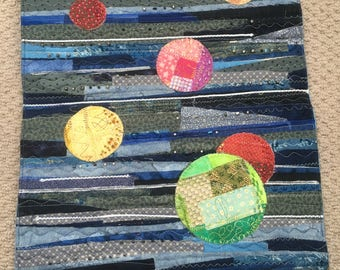 The Planets wall hanging