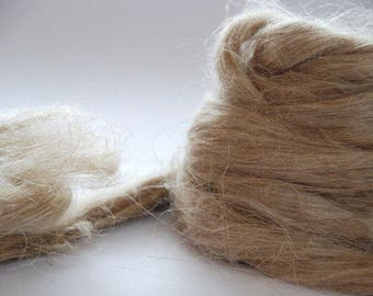 FLAX/LINEN FIBRE - Available in 2 grades  A and B (tow)
