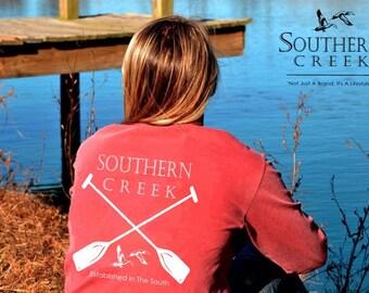 Southern Creek, Boat Oar Tee