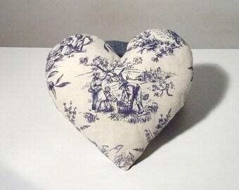 "cushion ""sweetheart"""