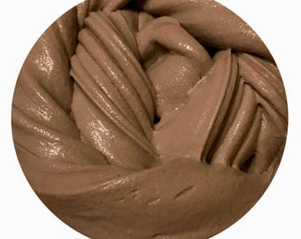 Hot Chocolate Butter Slime