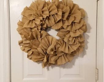 18 in Custom Wreath