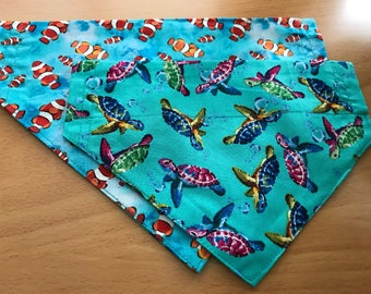 Under the Sea Dog Bandana