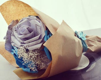Occassion Bouquet, Mothers Day, Birthday, Anniversary, Thank You, Im Sorry, Get Well Soon, Gift, Handmade Flower Bouquet