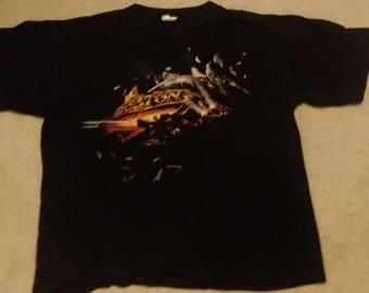 Boston vintage Livin for You tshirt